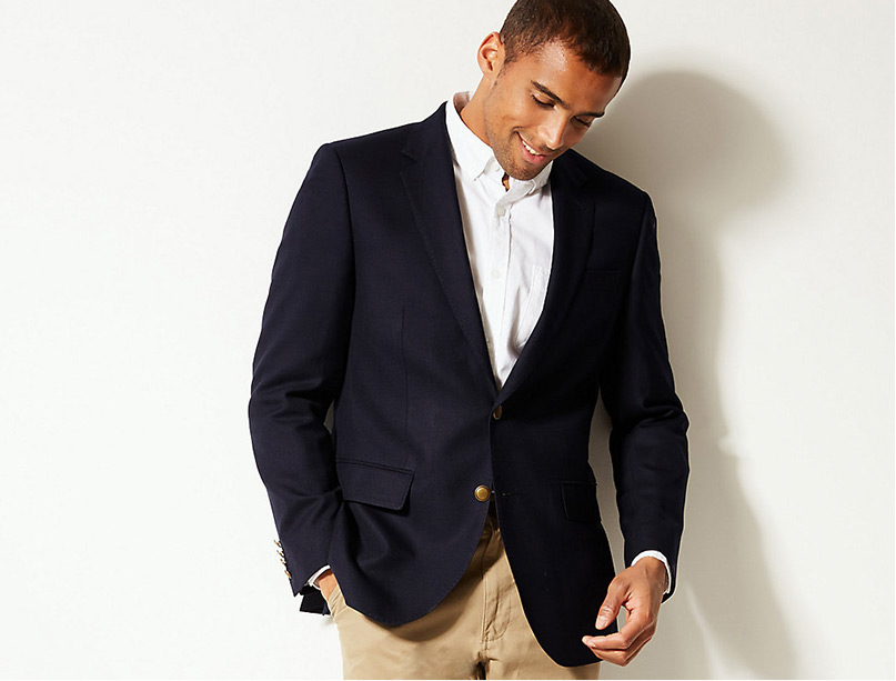 Formal jackets