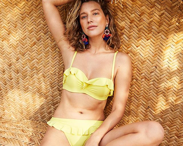 Sun, sea and stylish swimwear