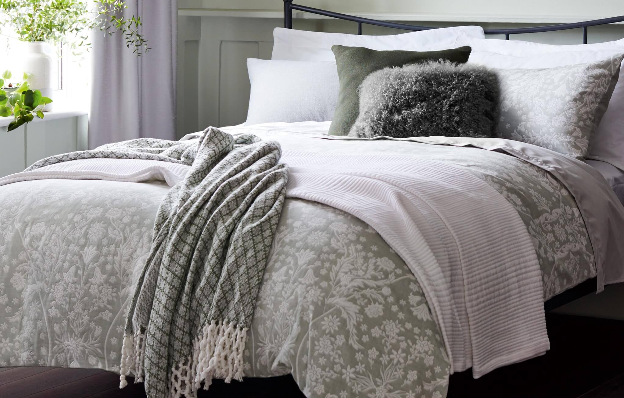 Winter-ready bedding sets