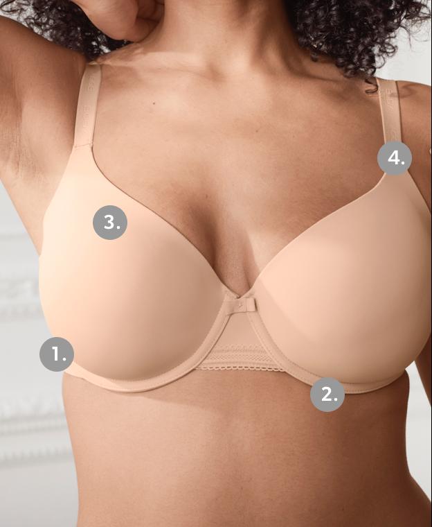 Choosing your bra