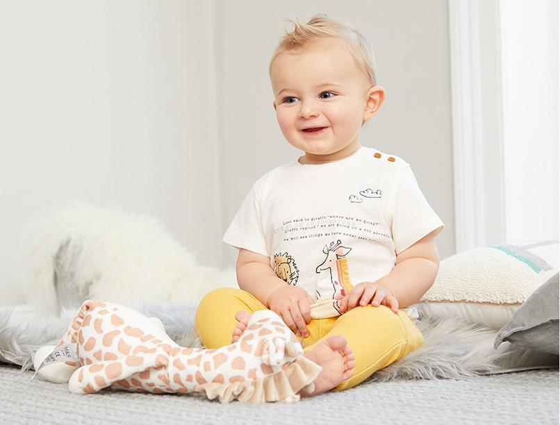 innovative design 60edd 98630 Babywear | Baby Boy, Girl & New Born Clothing | M&S DE