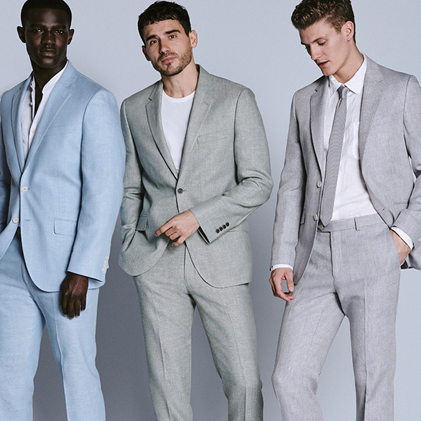 All men's suits