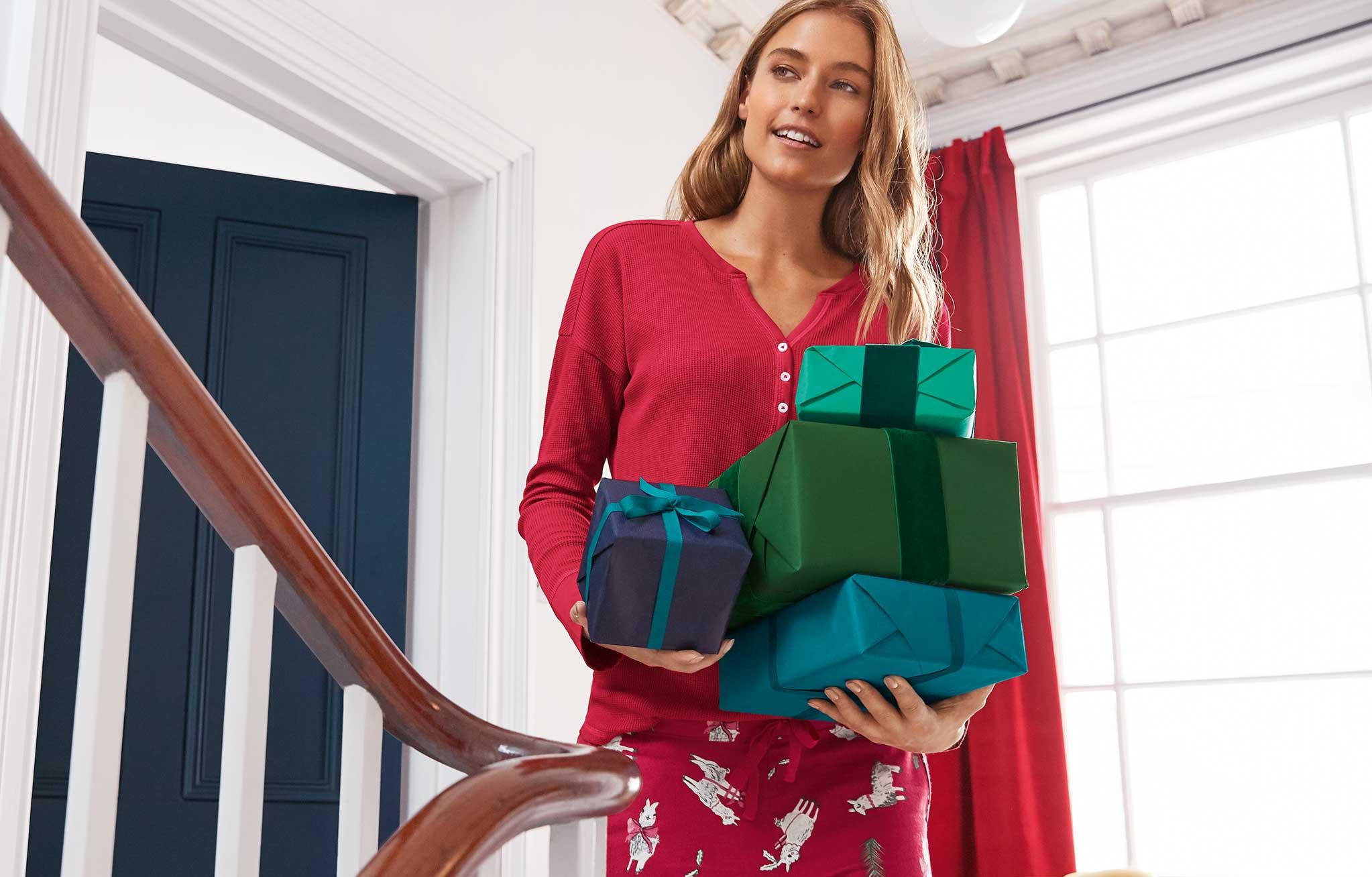 Gift-worthy nightwear